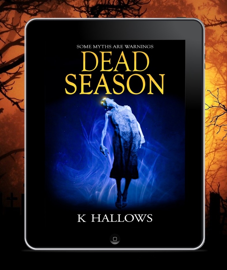 The Book cover for Dead Season by K Hallows